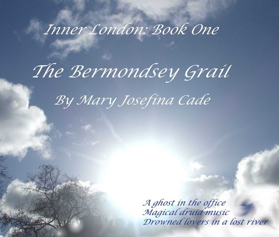 Bermondsey, Grail, druid, music, ebook, magic, romance, myth, legend