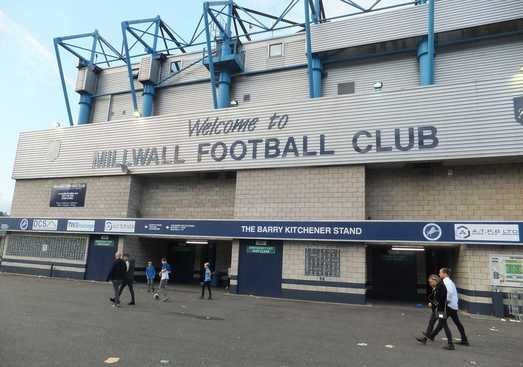 Mary Josefina Cade Witch in the Garden Bermondsey MillwallFC Millwall football club Raven Fire